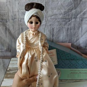 Madame Alexander Dolly Madison 1504 First Lady dol